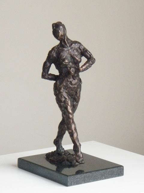 Dance I - sculpture by Hazel Reeves