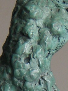 Dance VI - sculpture by Hazel Reeves