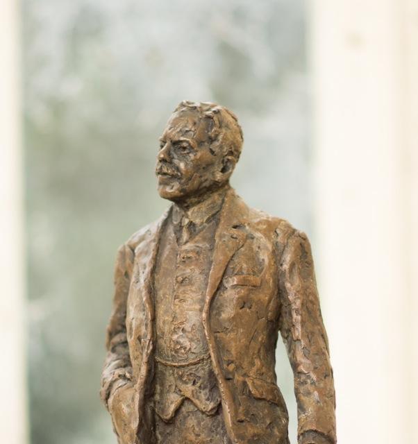 Sir Nigel Gresley maquette