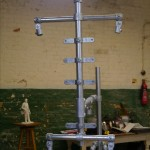 The spine of the Gresley armature - by Hazel Reeves