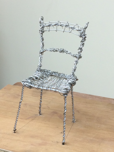 The Pankhurst Maquette: Why the chair?