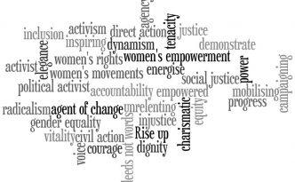 Emmeline Pankhurst Wordle