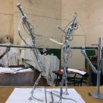 Cracker Packers armatures - early stages