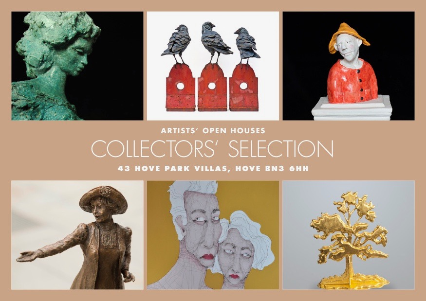 Collectors' Selection – raising funds for Hove Plinth