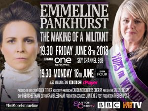 Making of a Militant - documentary about Emmeline Pankhurst