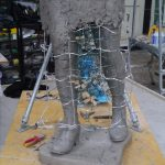 Emmeline skirt armature