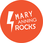 Mary Anning Rocks logo