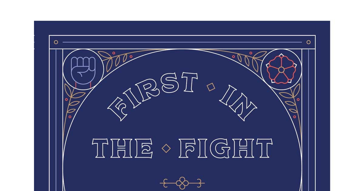 Launch of First in the Fight